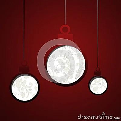 Fotografia de Stock: Fundo elegante do cartão de Natal. Imagem: 28152022