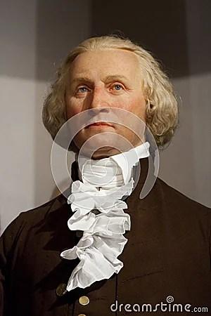 George Washington Wax Figure Editorial Photo Image 34439096