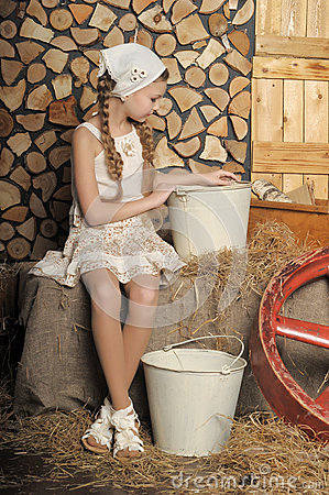 Country Girl Stock Images Image 30231304