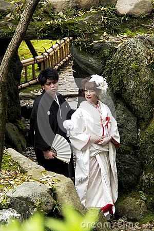 Japanese couple