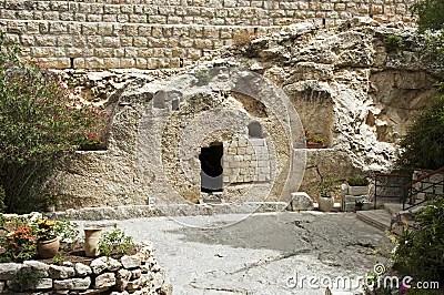 Lugar da ressurreição de Jesus Christ