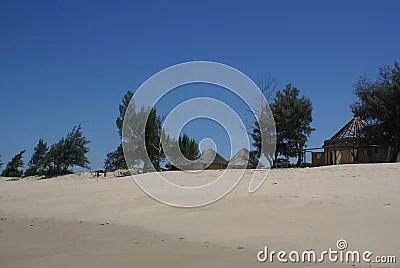 Macaneta Beach Mozambique
