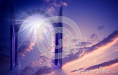 Mystical Gate Royalty Free Stock Photos Image 13601508