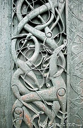 Norwegian Folk Art Stock Photos Image 22647873