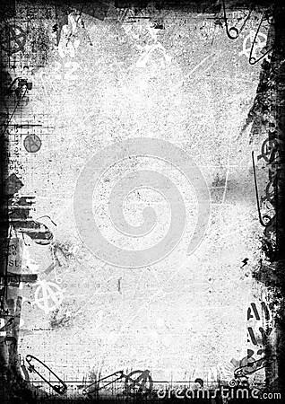 Punk Frame Royalty Free Stock Photos Image 31968558