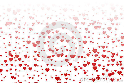 Tiny Hearts Background Royalty Free Stock Images Image