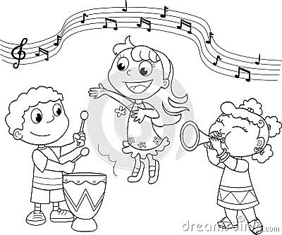 Young Music Band Stock Image Image 19330531