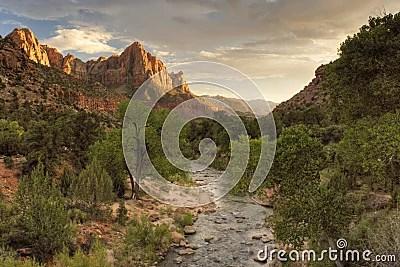Zion - Scenic Zion Views