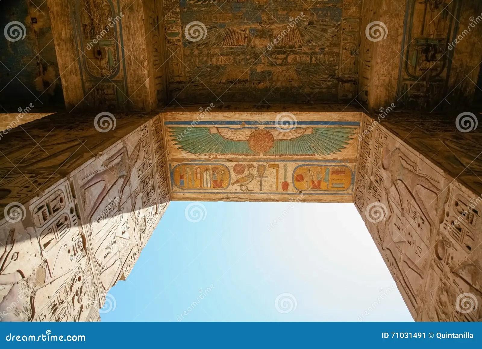 Bast Cat Art Egyptian Goddess Cat Painting Temple Bastet Ancient