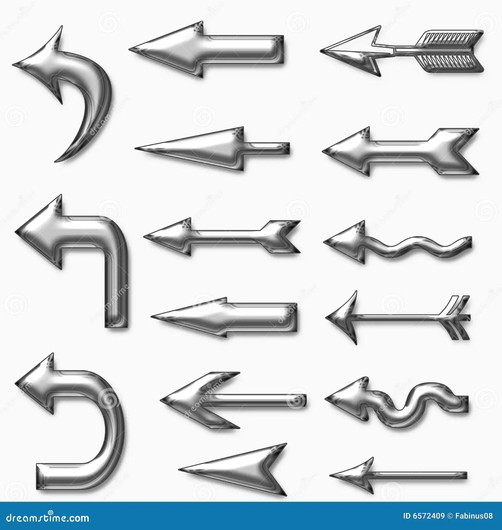 Rf Iron Arrow Symbol
