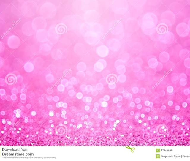 Pink Princess Baby Girl Birthday Background Stock Photo Image Of