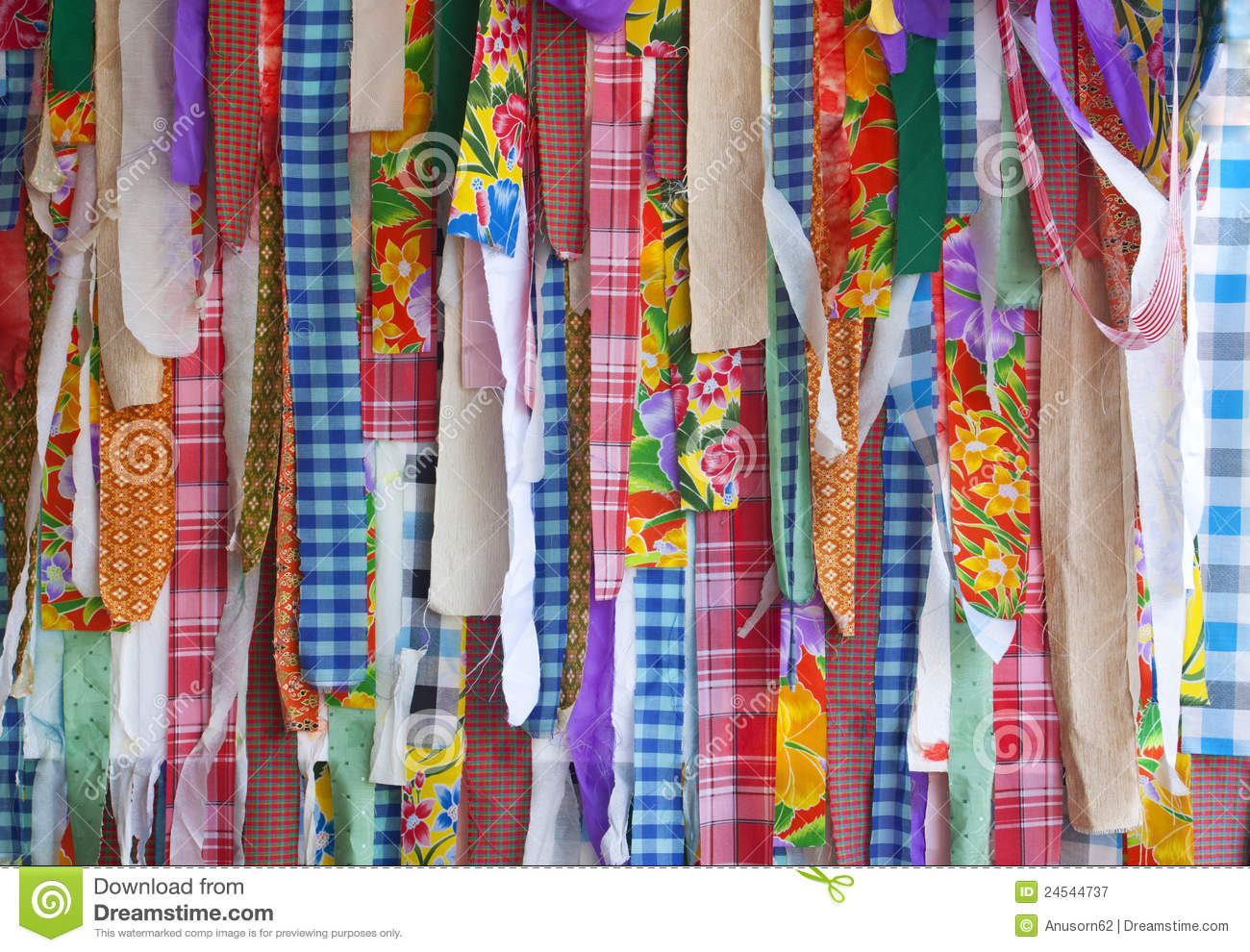Abstract Clothes Background Stock Image Image 24544737