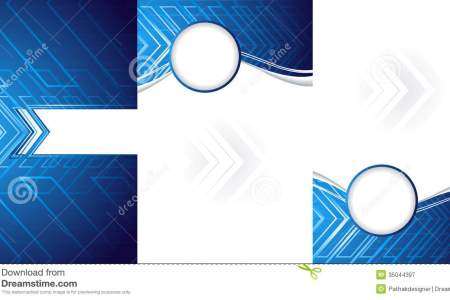 Abstract Tri Fold Brochure Template Stock Vector   Illustration of     Abstract tri fold brochure template  Download preview