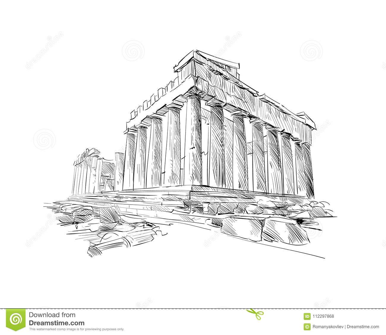 Acropolis Cartoons Illustrations Amp Vector Stock Images