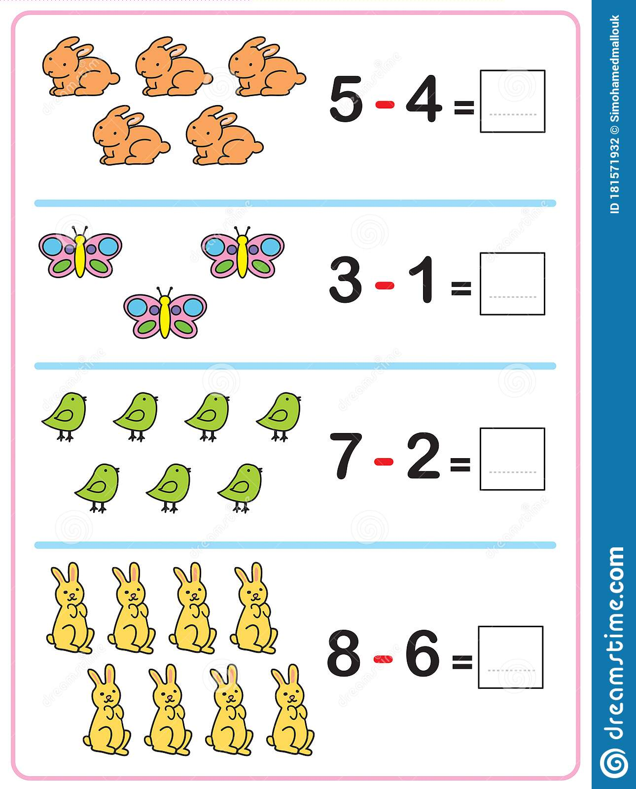Worksheet For Children In Primary School Learn Activity