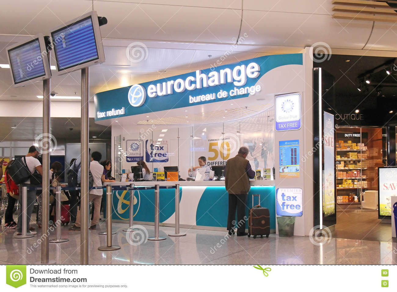 view images airport exchange office editorial stock photo image of editorial
