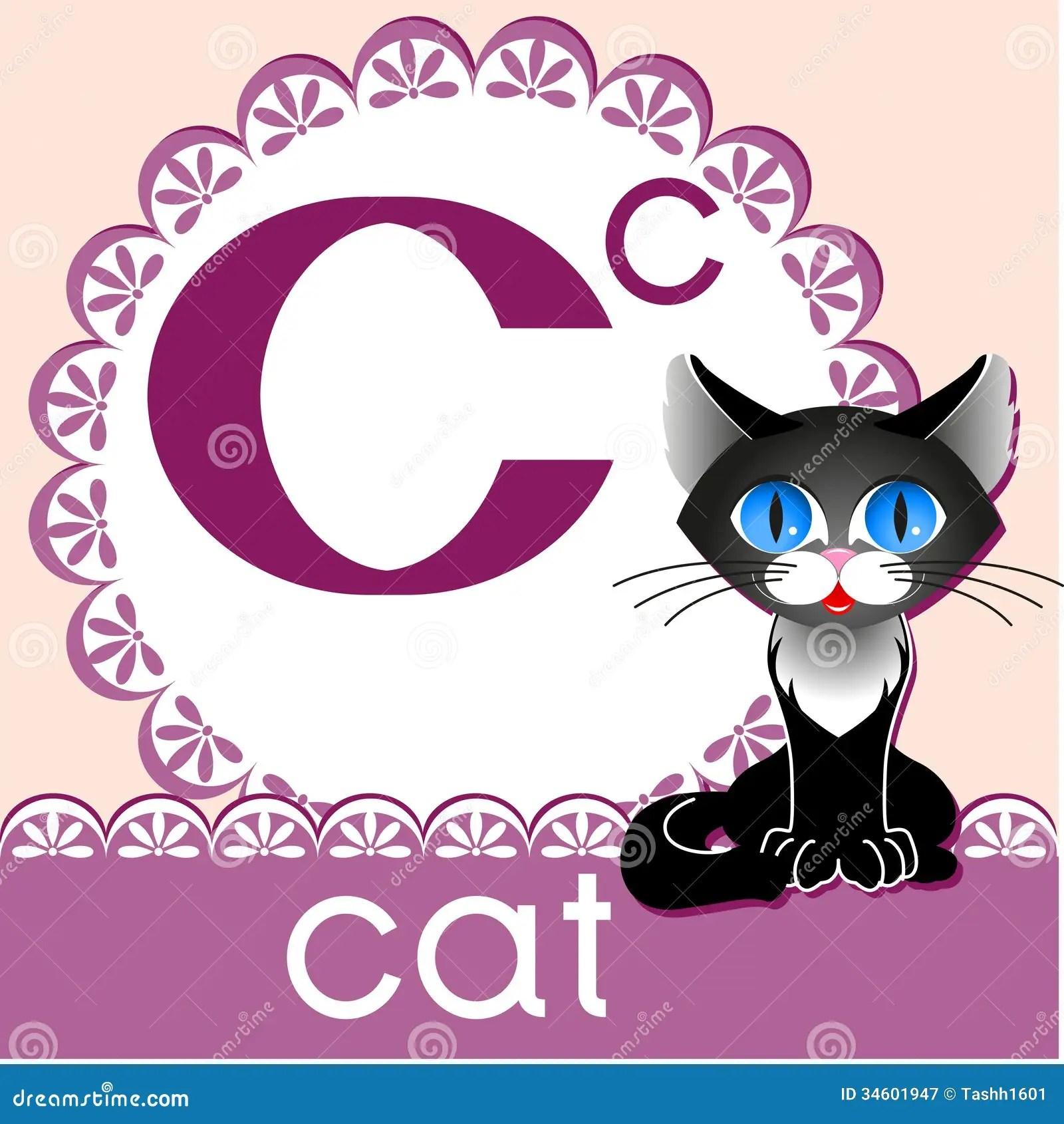 Resume Format Letter C Cat