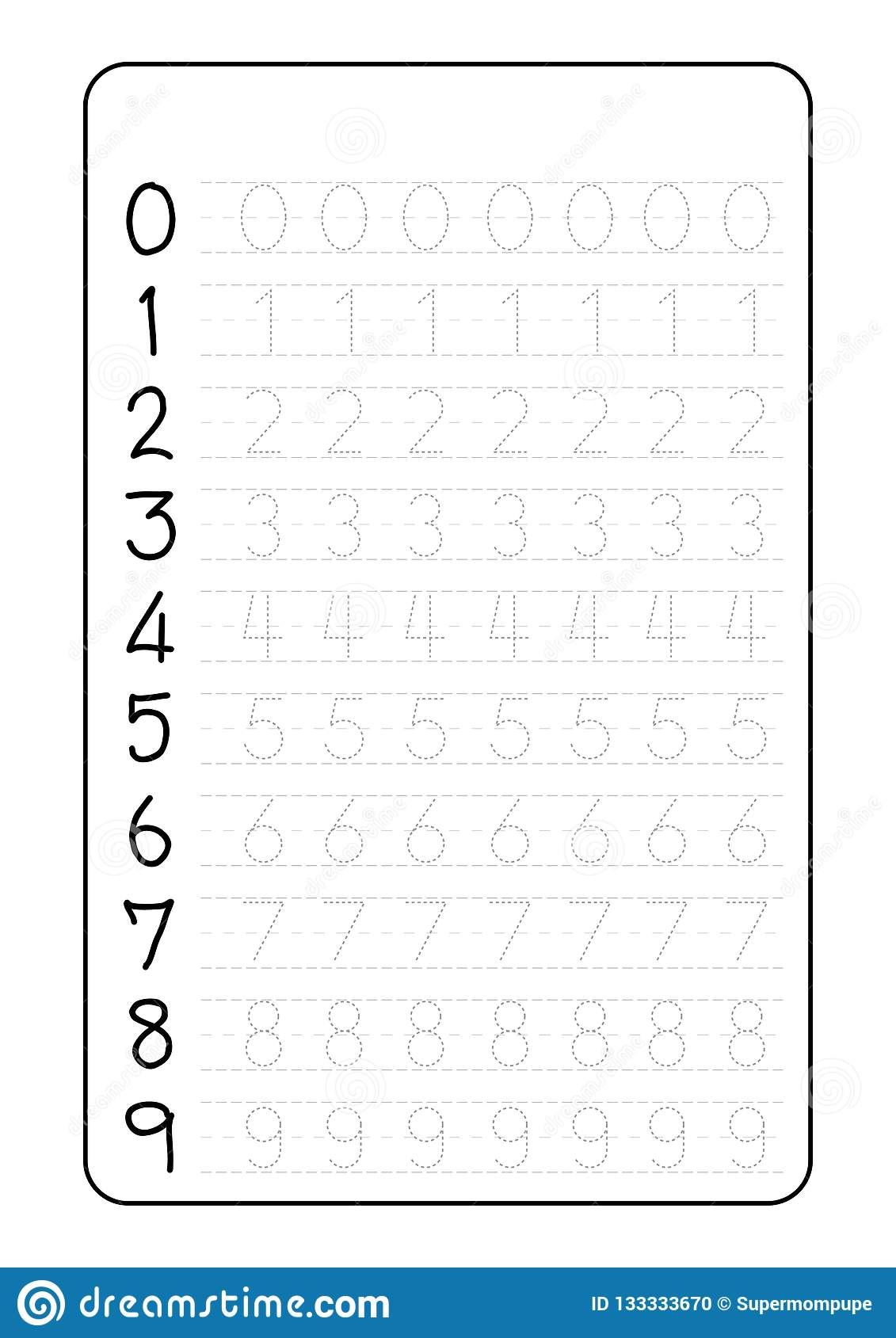 Alphabet Letters Tracing Worksheet With Alphabet Letters
