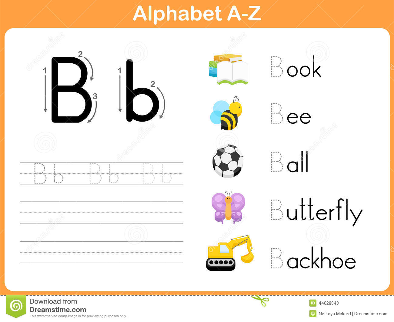 Search Results For Tracing Letters A Z Worksheets