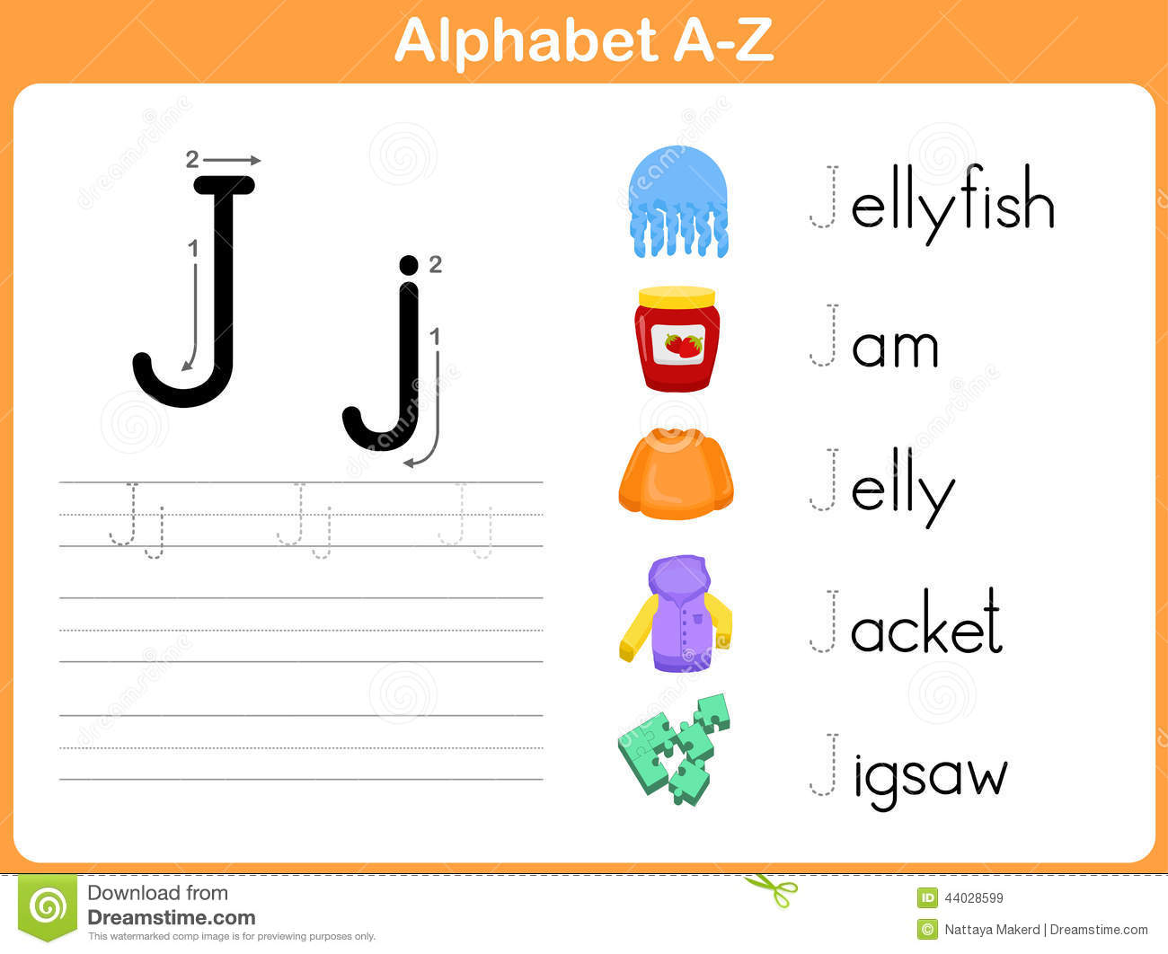 A Z Tracing Worksheet