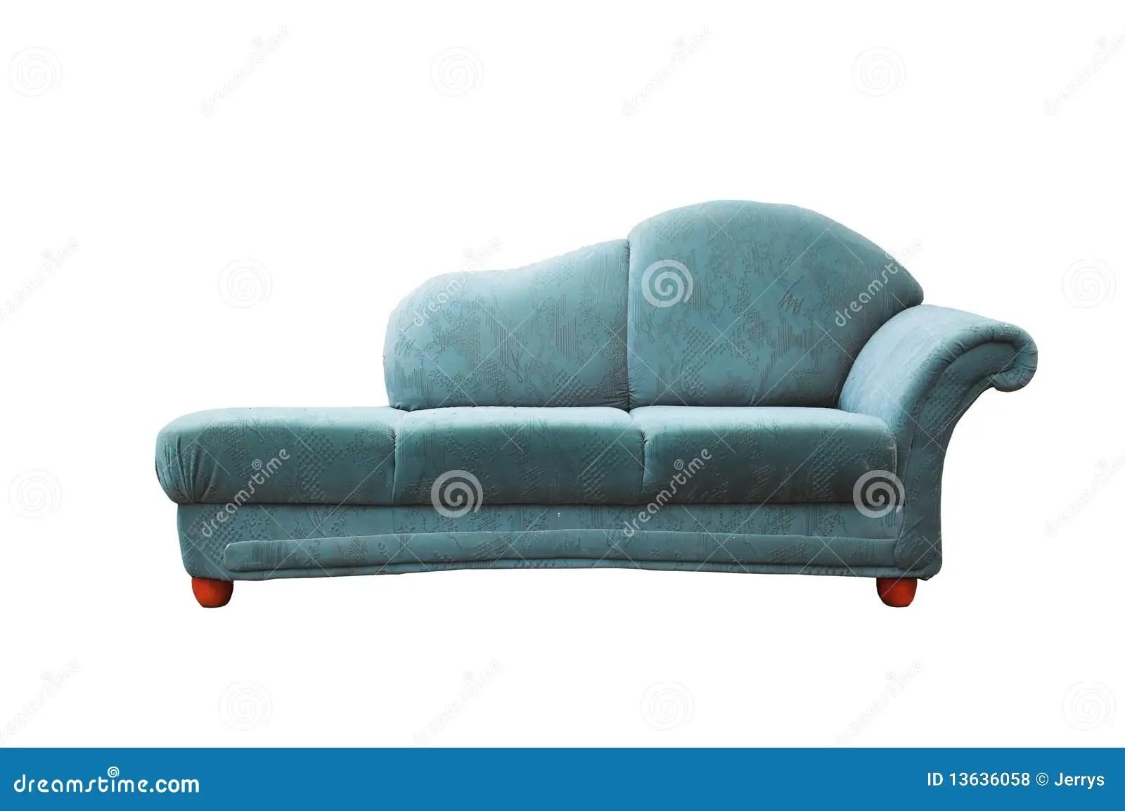 Altes Sofa Lizenzfreie Stockfotos