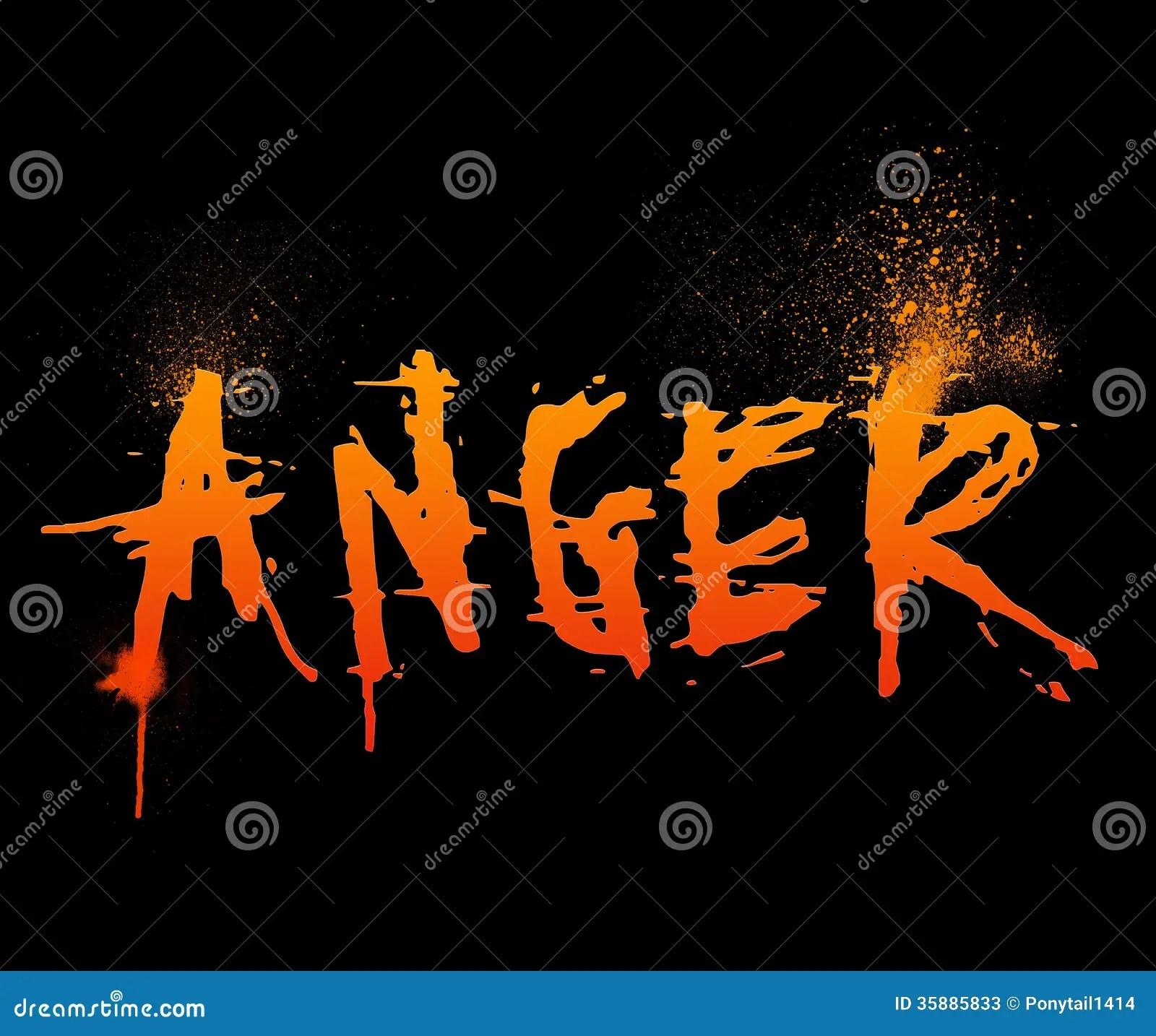 Anger Management Cards
