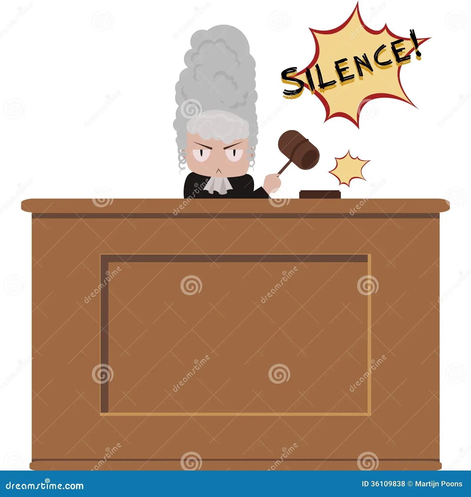 9 Supreme Court Judge Cartoon
