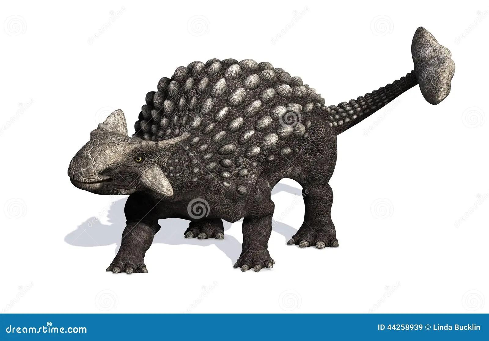 the ankylosaurus dinosaur lived during the cretaceous period 3d