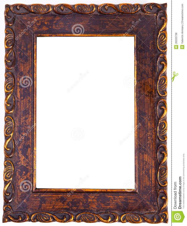 Old Antique Wood Picture Frames | Framess.co