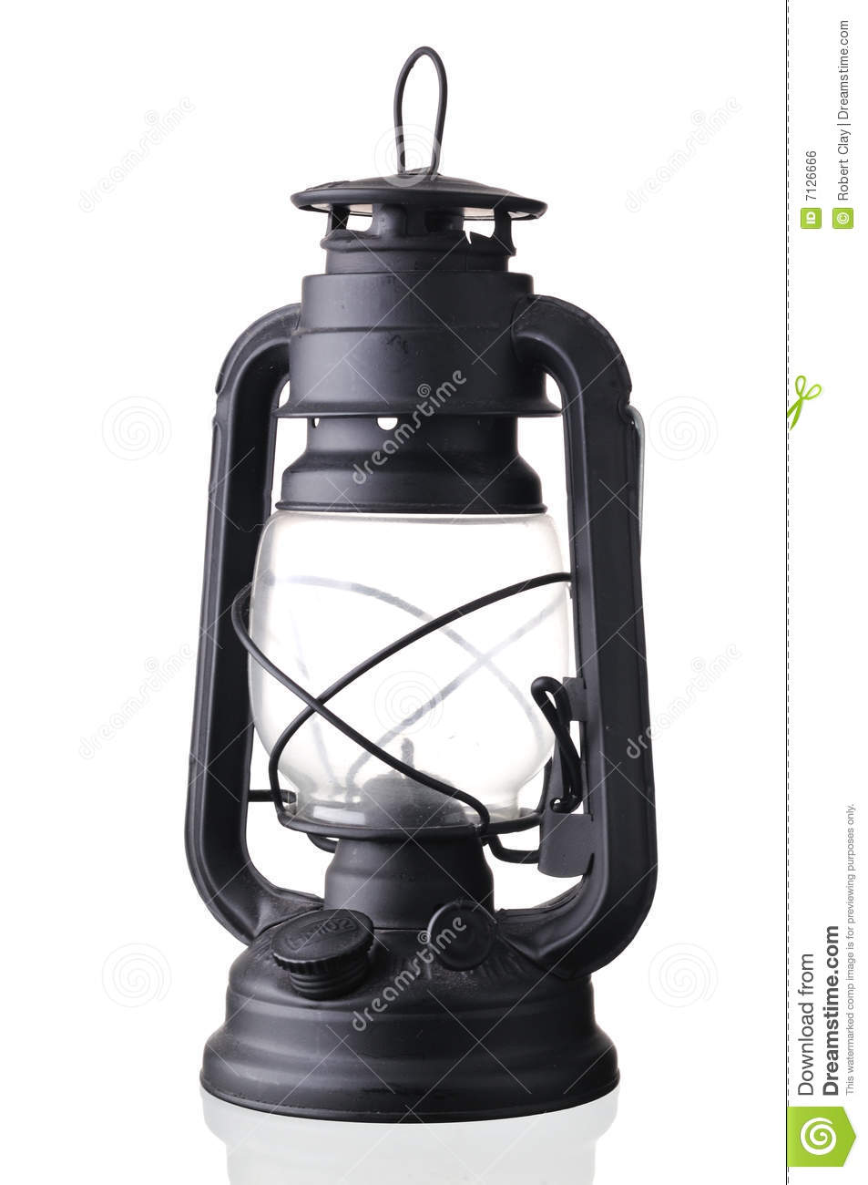 Antique Lantern Royalty Free Stock Image Image 7126666
