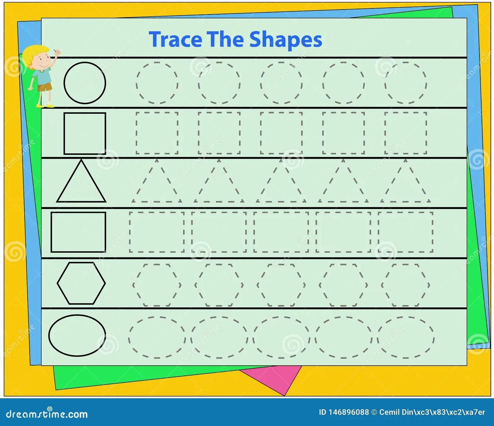 Apprenez Les Formes Et Les Chiffres G Om Triques Cole