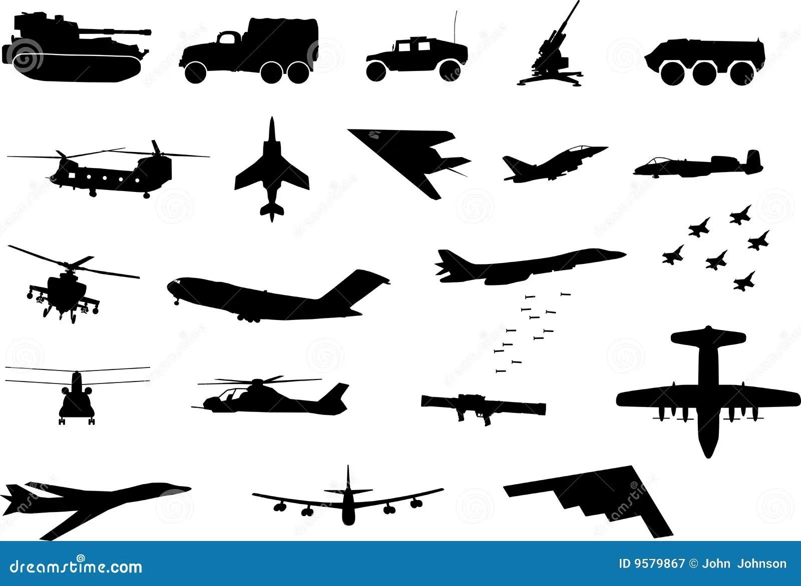 Army Vehicle Stock Illustration Illustration Of Army