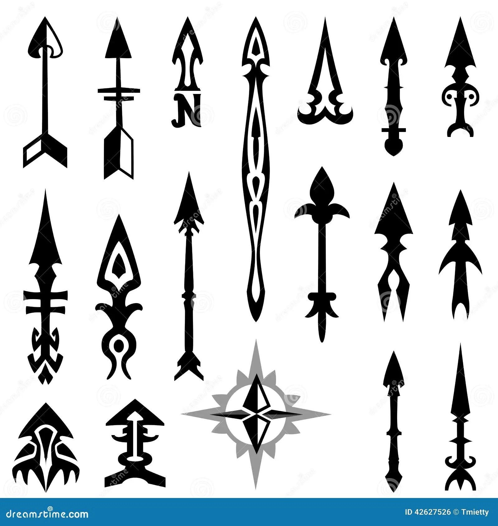Arrow Illustrations Stock Vector Illustration Of Arrows