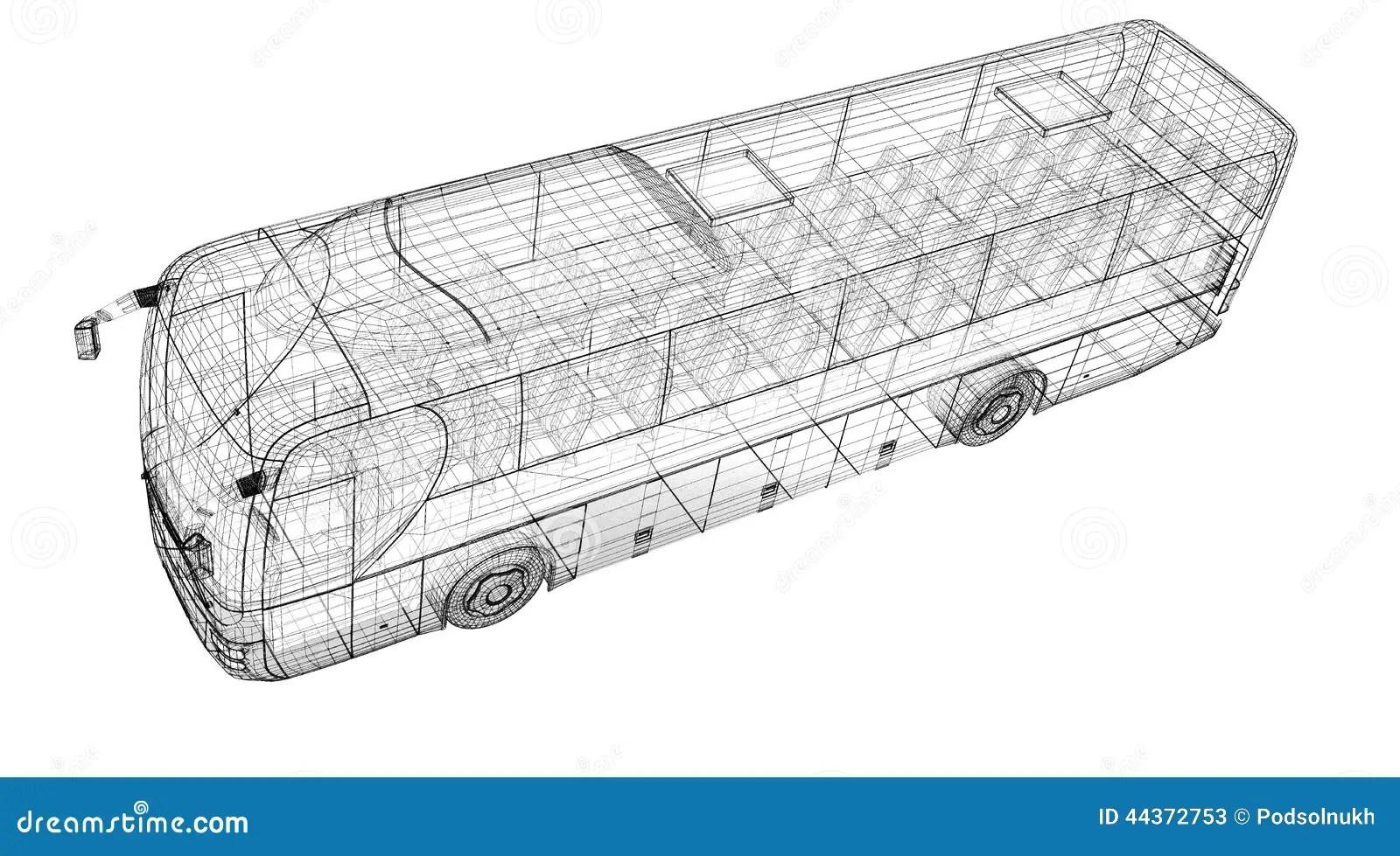 Autobus Stock Photo