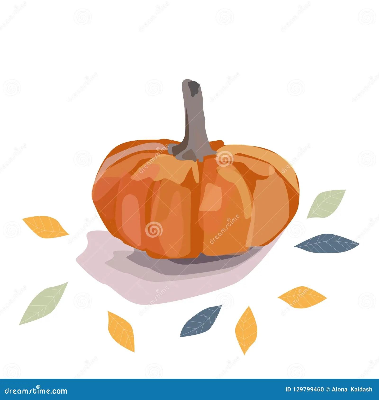 Halloween Pumpkins Icon Vector Illustration