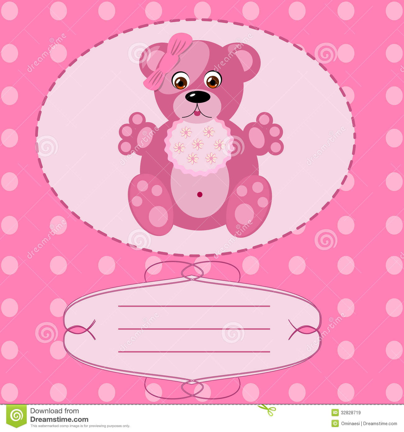 Baby Girl Shower Card Messages