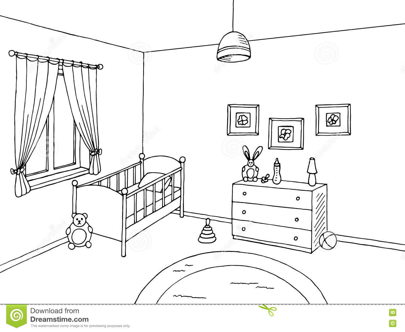 Baby Bed House