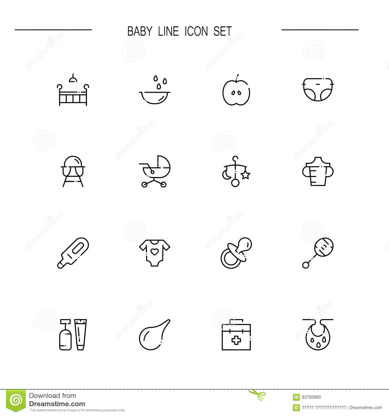 Diapers Cartoons Illustrations Amp Vector Stock Images