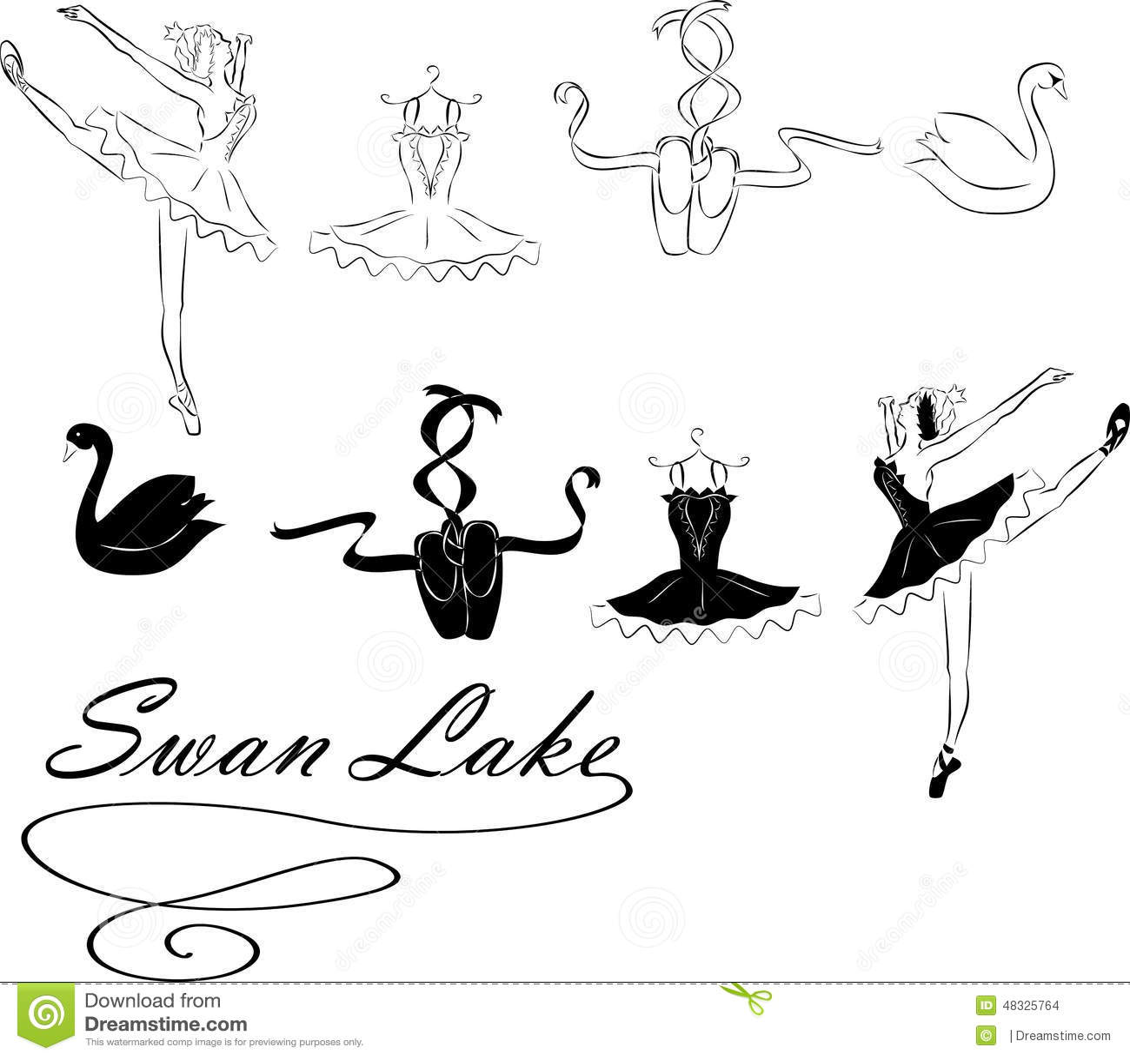Ballet Stock Illustration Illustration Of Graphic Action