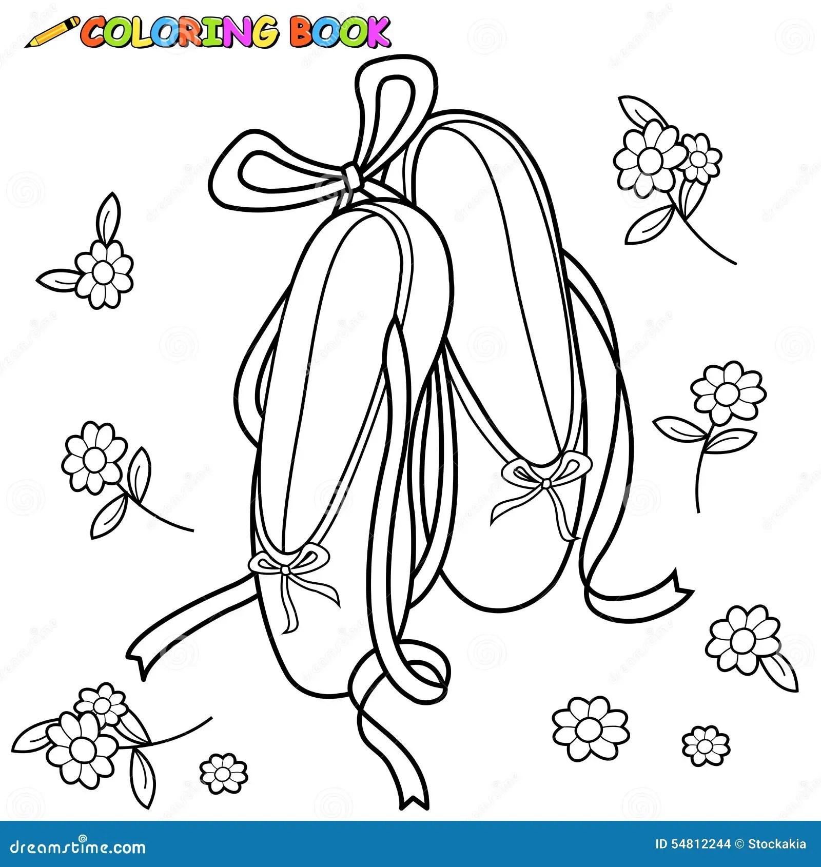 Ballet Coloring Stock Illustrations 256 Ballet Coloring Stock Illustrations Vectors Clipart Dreamstime