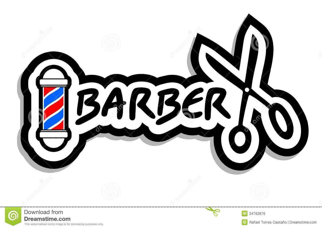Barber Icon Royalty Free Stock Image