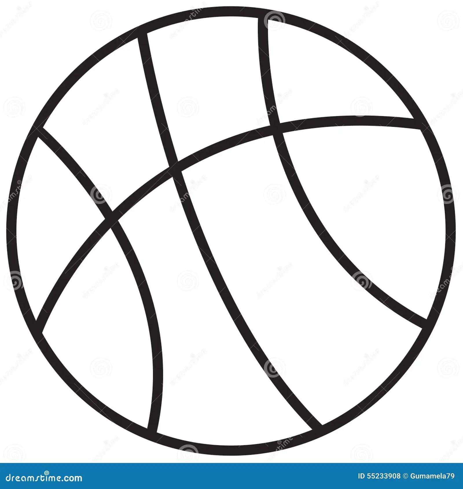 Basketball Stock Illustration Illustration Of Draw Artwork