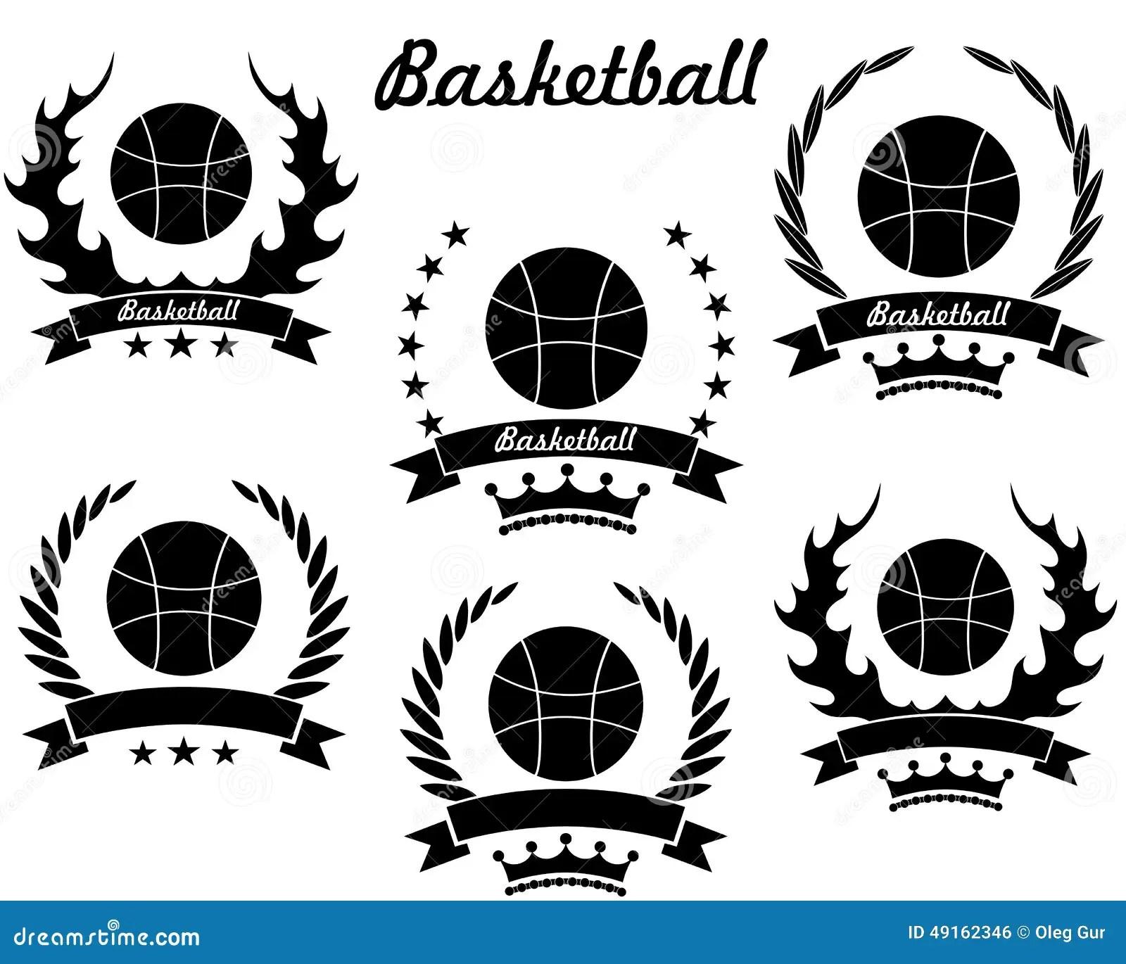 Basketball Stock Vector