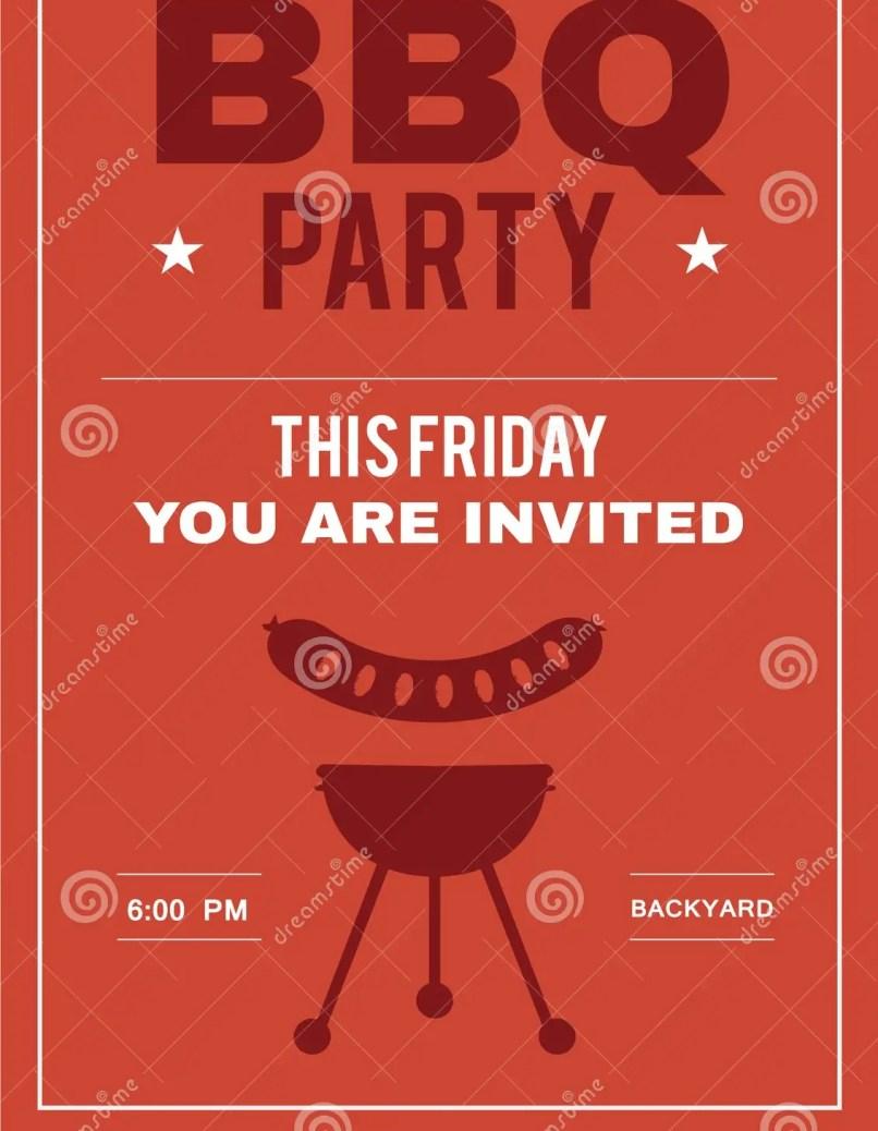 Bbq Invitation Cards | Invitationjpg.com