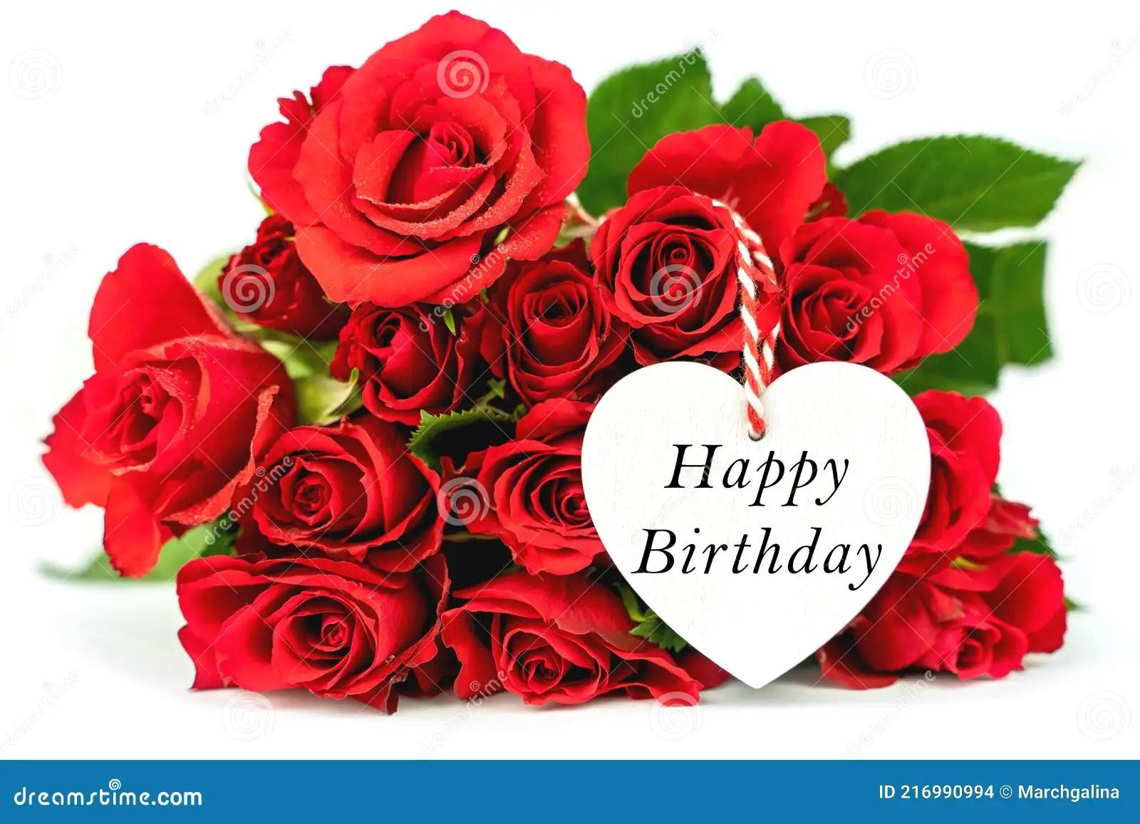 5 253 Happy Birthday Heart Roses Photos Free Royalty Free Stock Photos From Dreamstime
