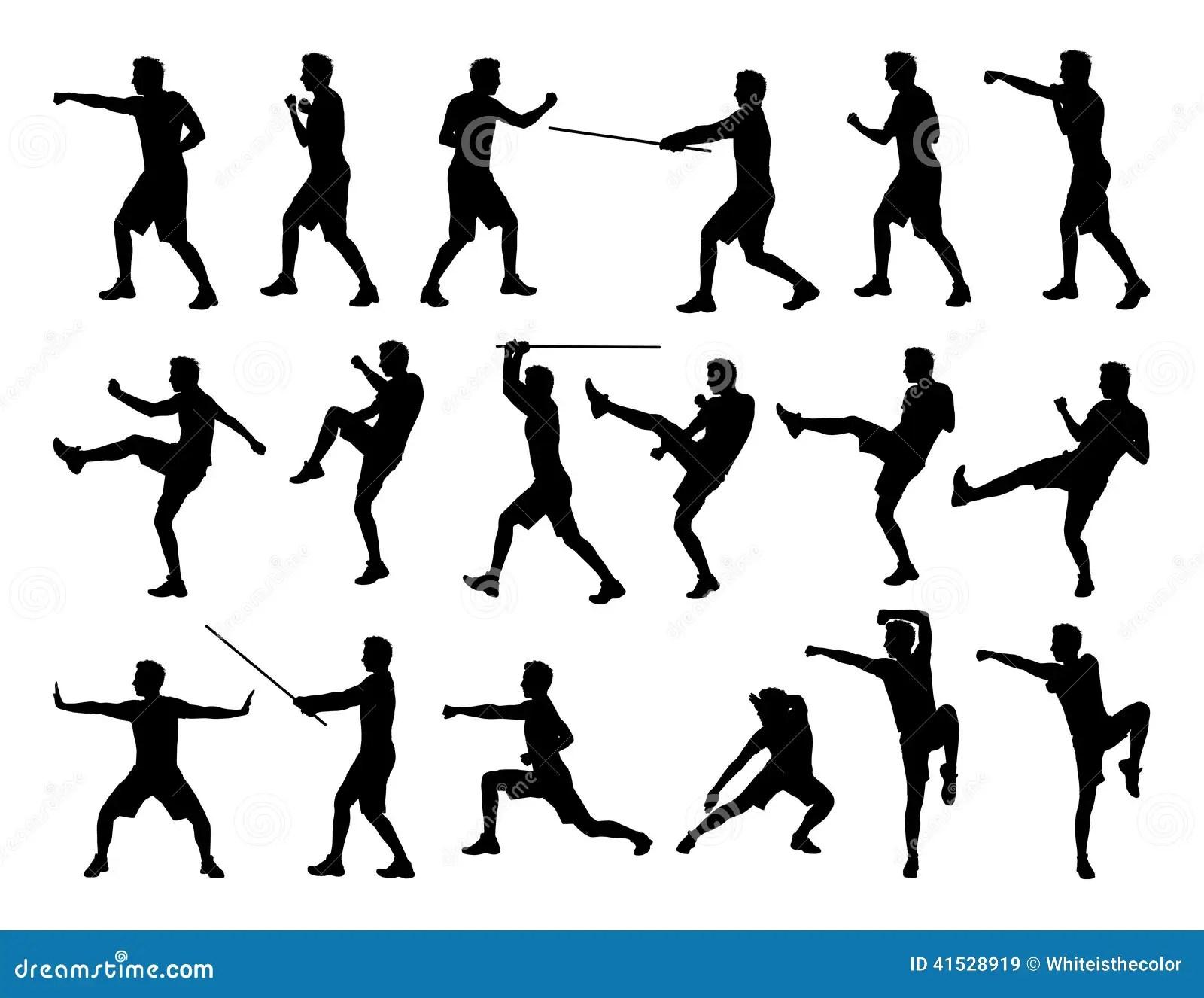 Tai Chi Short Form Postures