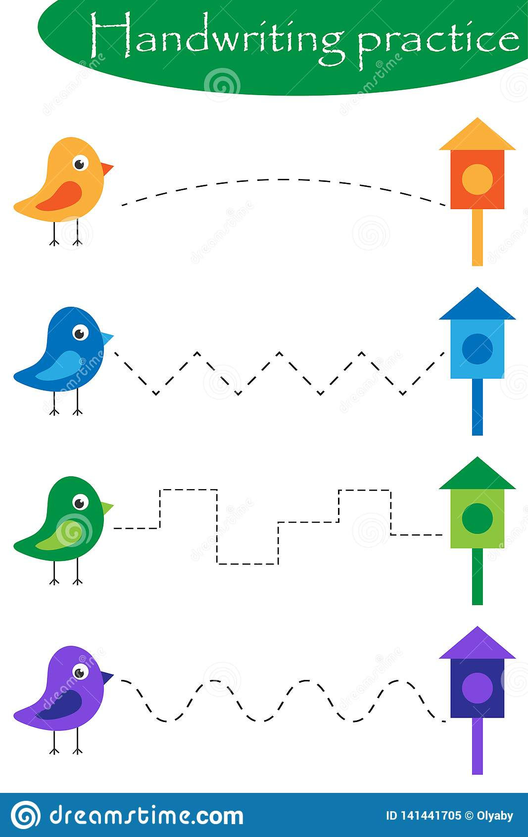 Activities And Worksheet About Birds