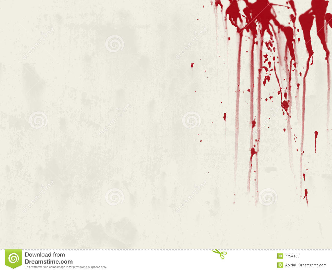 Blood Background Stock Vector Illustration Of Blood 7754158
