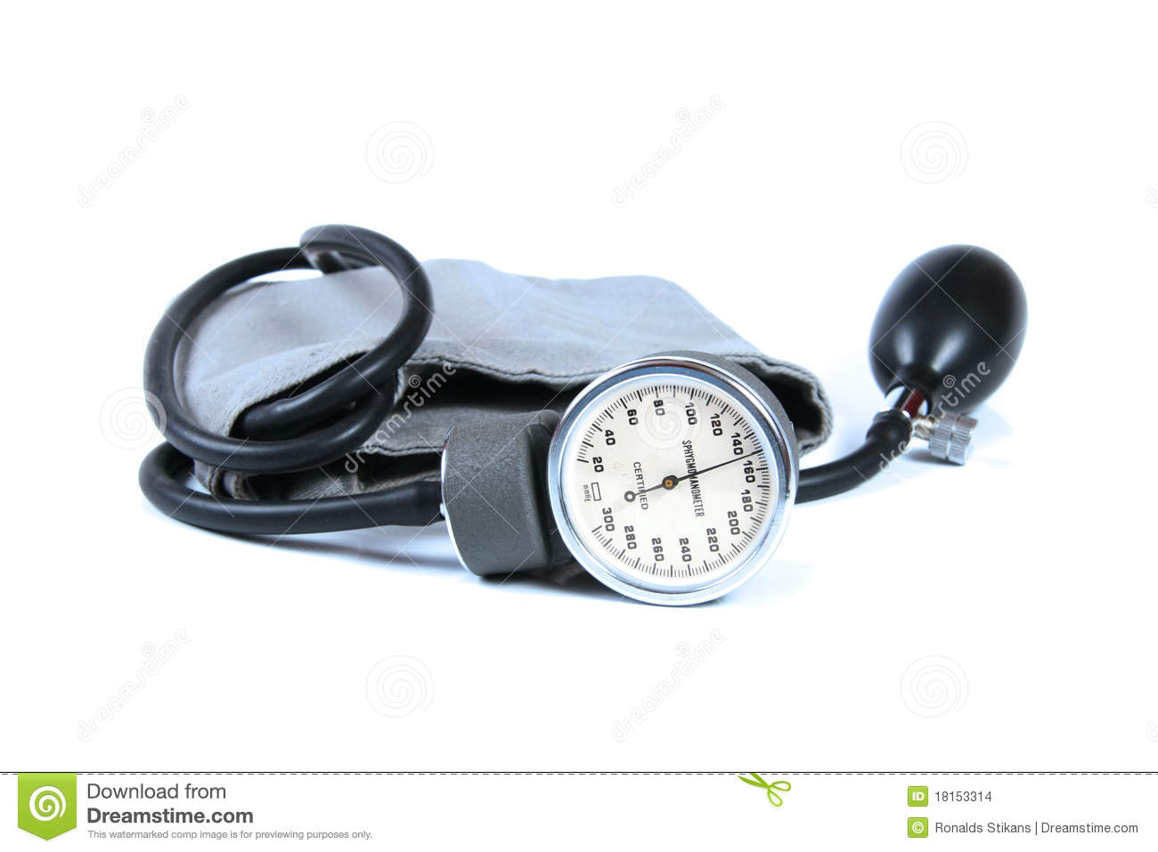 Blood Pressure Gauge Stock Photo Image Of Cardiovascular