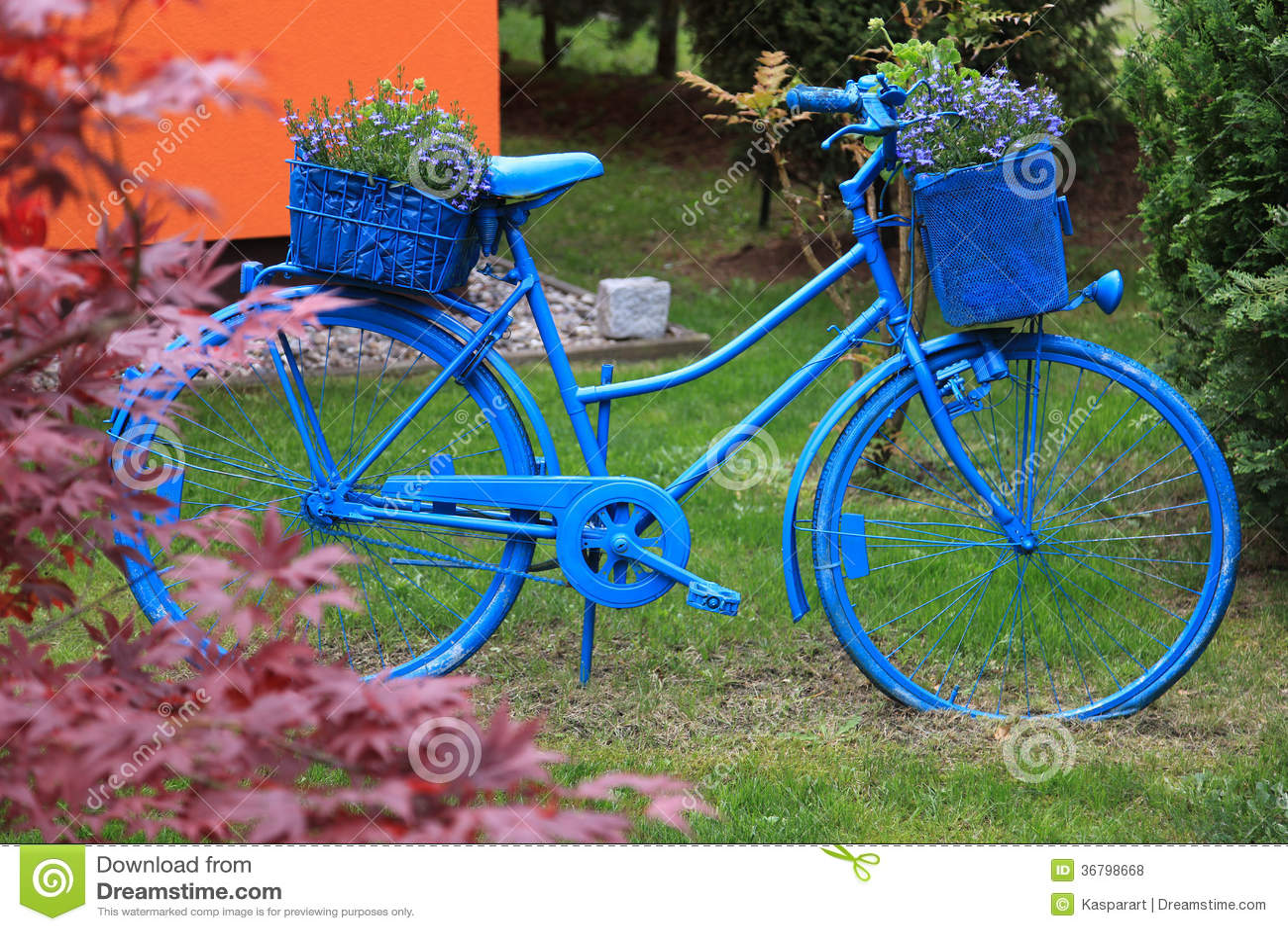 Garden Decoration Bicycle